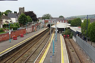 Caerphilly railway station