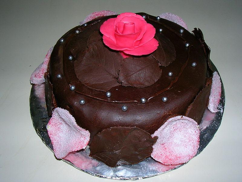 French Chocolate Fondant Cake Recipe