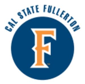 1984 Cal State Fullerton Titans baseball team - Image: Cal State Fullerton F logo