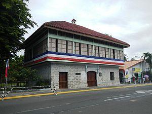 Calabarzon - Rizal Shrine in Calamba, Laguna