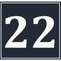 Calendar Icon 22 BW.png