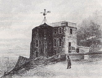 James Craig (architect) - Observatory House in 1792