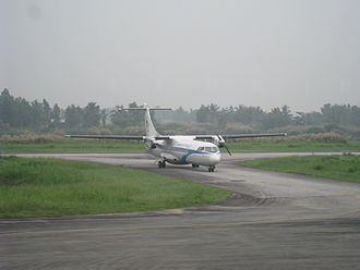 Cà Mau Airport - Image: Camau Airport 3