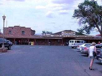 Cameron, Arizona - Image: Cameron Trading