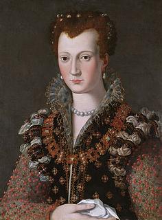 Camilla Martelli Second wife of Cosimo I de Medici