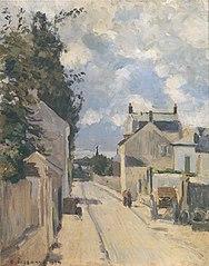 Rue de l´Hermitage Pontoise
