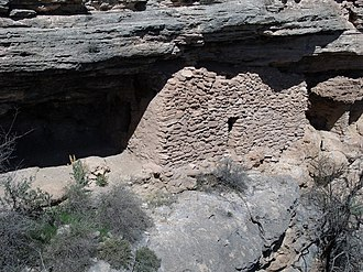 Sinagua - Image: Camp Verde Montezuma Well 2