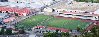 Santoña CF - El Paloma stadium