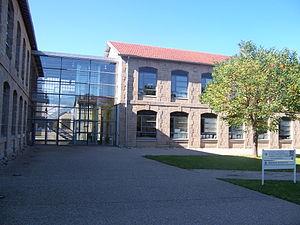 Jean Monnet University - Image: Campus de Carnot 1