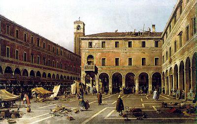 Canaletto (Giovanni Antonio Canal), Il Campo di Rialto.jpg