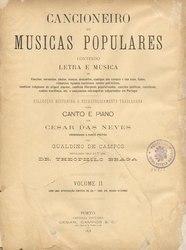 Cancioneiro de musicas populares
