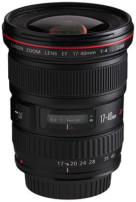 Image illustrative de l'article Canon EF 17-40mm
