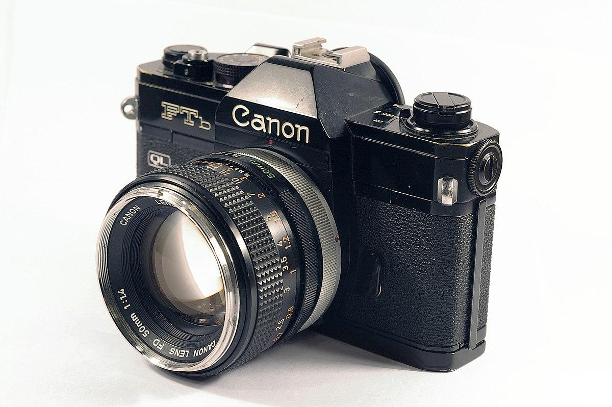 Canon FTb - Wikipedia