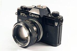 Canon FTb - Image: Canon F Tb
