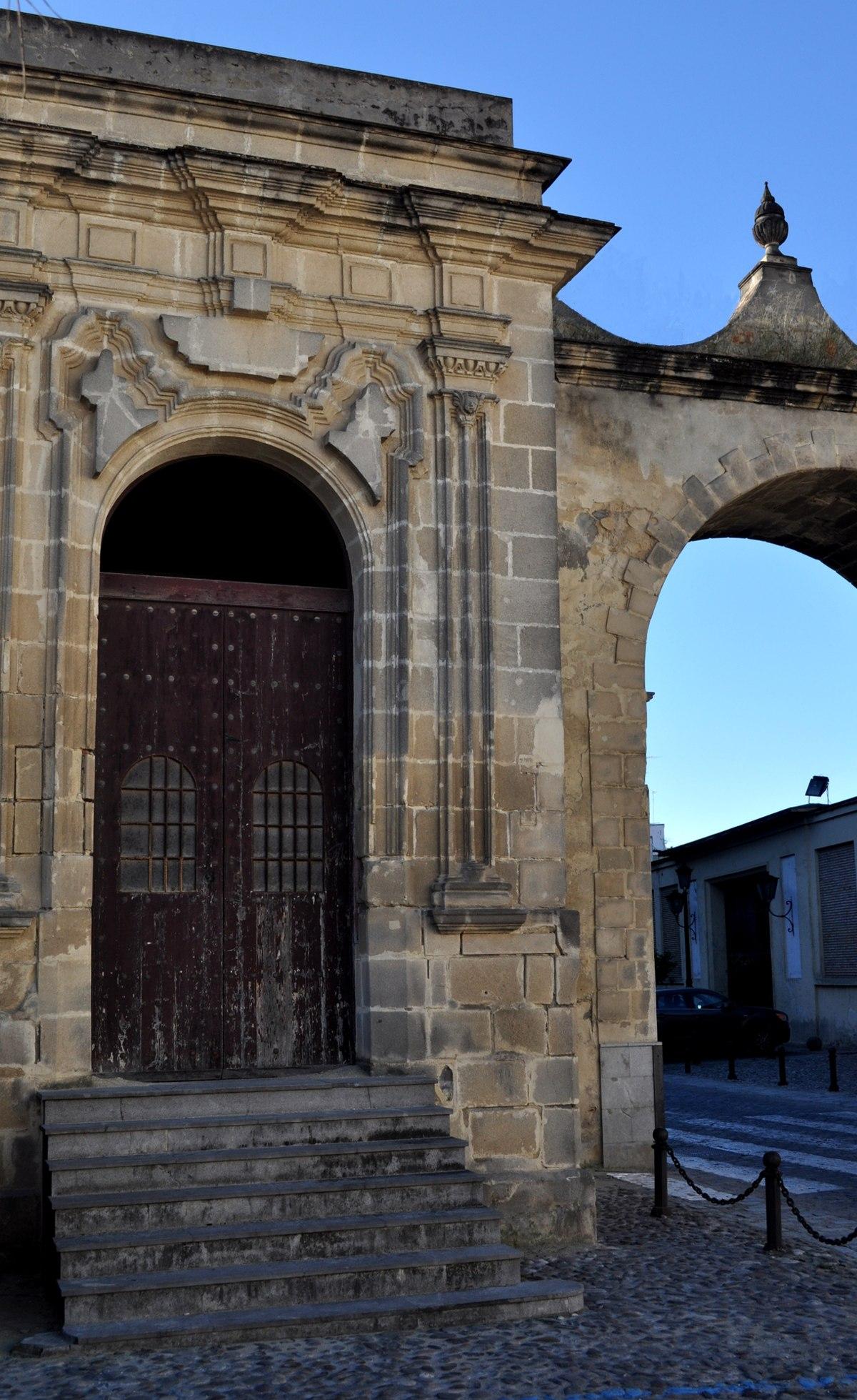 Capilla de la Antigua (Jerez de la Frontera) - Wikipedia