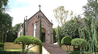 Emperor Maximilian Memorial Chapel Chapel in Querétaro, Mexico