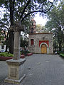 Capilla de San Lorenzo Mártir, Ciudad de México.JPG