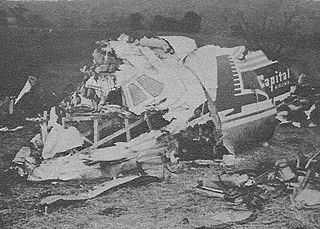 Capital Airlines Flight 300 1958 aviation accident