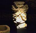 Capitell de pilastreta de la Llotja dels Cavallers d'Alacant, MARQ.JPG