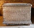 Capitolini Tabularium - Piedistallo di Cornelia Africani Gracchorum P1020529, 2.JPG
