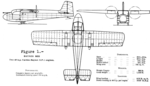 Carden-Baynes Bee 3-view NACA-AC-207.png