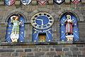 Cardiff castle - Turm 2 Venus und Merkur.jpg