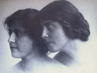 Carin Göring - Lily and Carin Fock