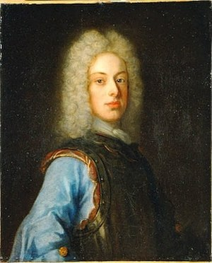 Charles Frederick, Duke of Holstein-Gottorp - Image: Carl Frederick of Sweden c 1722 by David von Krafft
