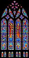 Carl Huneke's stained glass window - The Annunciation - Cathedral of the Annunciation, Stockton, CA.jpg