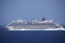 Carnival Horizon of the coast of Grand Turk.jpg