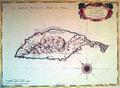 Carte de Saint-Christophe Sanson 1650.png