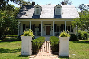 National Register of Historic Places listings in Livingston Parish, Louisiana