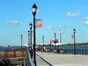 Carteret Waterfront Park