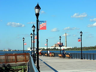Carteret, New Jersey Borough in Middlesex County, New Jersey, United States