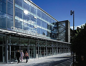 City and Islington College - Centre for Applied Sciences