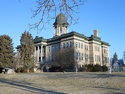 Cascade County Courthouse.