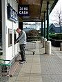 Cash point, Morrison's, Ross-on-Wye - geograph.org.uk - 1204032.jpg