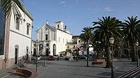 Castel Volturno Caserta Campania zentraler Platz.JPG