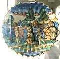 Casteldurante, bottega di andrea da negroponte, apollo e dafne, 1550-65 ca..JPG