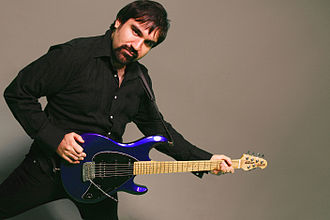 Richie Castellano - Richie Castellano, member of Blue Öyster Cult, in 2009