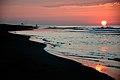 Castelldefels playa al amanecer - panoramio.jpg