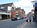 Castleford - Carlton Street looking eastwards - geograph.org.uk - 518773.jpg