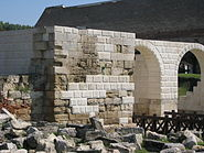 Castrum Apulum 2011 - Porta Principalis Dextra