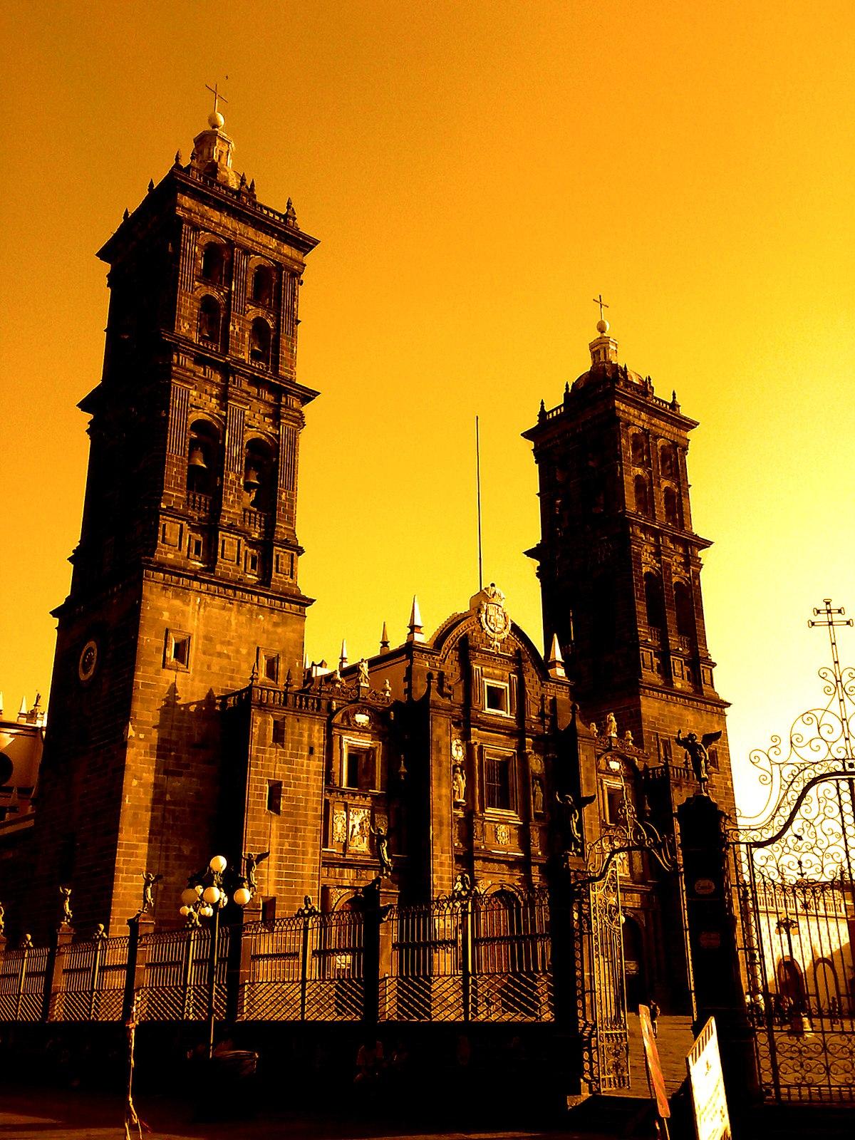 Centro histrico de Puebla  Wikipedia la enciclopedia libre