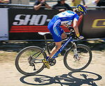 Catharine Pendrel Sea Otter 2009 Short Track.JPG