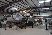 "Cavanaugh Flight Museum December 2019 22 (North American B-25J Mitchell ""How 'Boot That!?"").jpg"
