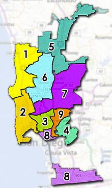 San Diego City Council - Wikipedia