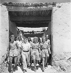 Cecil Beaton Photographs- General; British Army, Long Range Desert Group CBM2220.jpg
