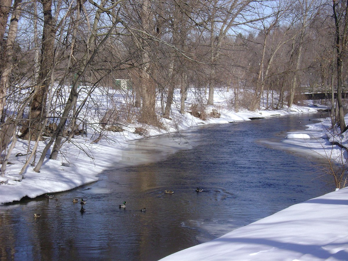 Cedar creek wikidata for Ceader creek