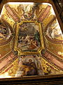 Ceiling photo-64 SVPER HANCPETRAM EDIFICABO ECCLESIAM MEAM.JPG
